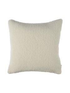 Casa Stockmann - Bete-tyynynpäällinen 50 x 50 cm - SOFT WHITE MELANGE/WHISPER WHITE | Stockmann
