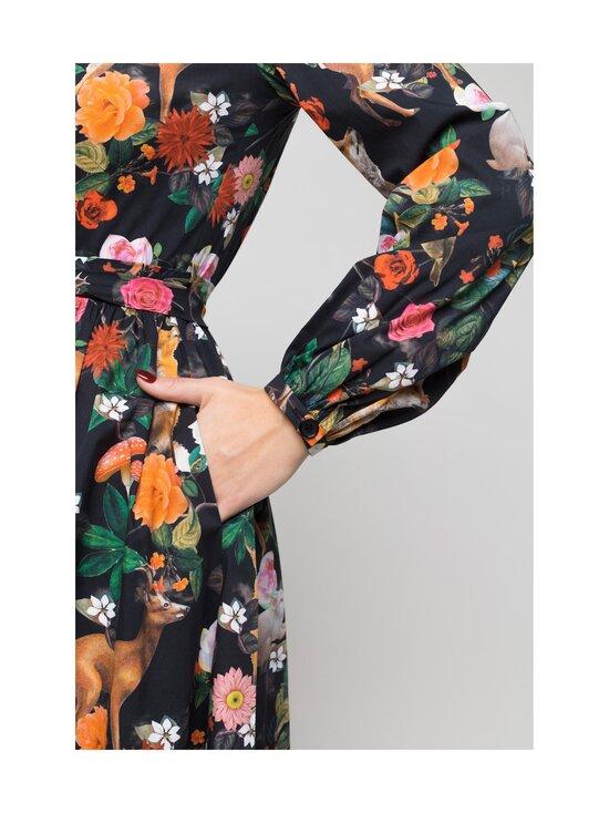 Camilla Thulin - Sprira dress -puuvillamekko - PARK SVART   Stockmann - photo 4