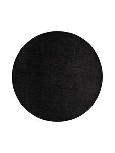 VM-Carpet - Satine-matto ø 200 cm - 800 BLACK   Stockmann