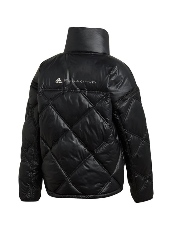 adidas by Stella McCartney - Short Puffer -toppatakki - BLACK | Stockmann - photo 2
