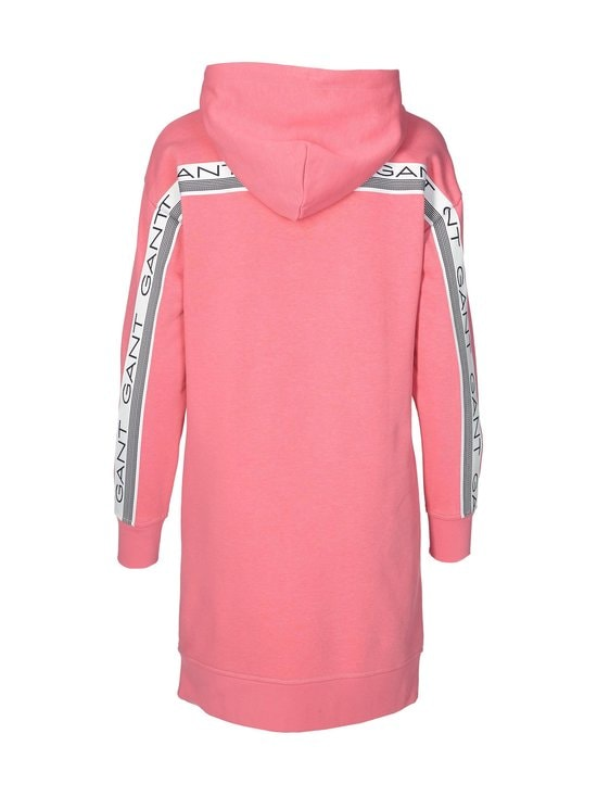 GANT - 13 Stripes Hoodie Dress -collegemekko - 623 CHATEAU ROSE | Stockmann - photo 2