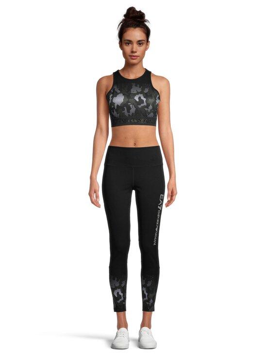 Ea7 - Pantaloni Leggins -leggingsit - 1200 BLACK   Stockmann - photo 2