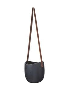 Wikholm Form - Hanging Pot -amppeli 16 x 18 + 45 cm - BLACK MATTE | Stockmann