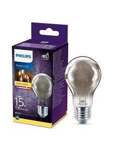 Philips - LED Smoky 2,3W A60 E27 -lamppu - null | Stockmann