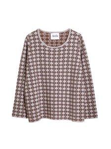 ARELA - Edie Symbol Sweater -merinovillaneule - BEIGE | Stockmann