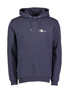 Makia - Dylan Hooded Sweatshirt -huppari - 661 DARK BLUE | Stockmann