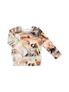 Gugguu - Print-collegepaita - DANCING FOXES | Stockmann