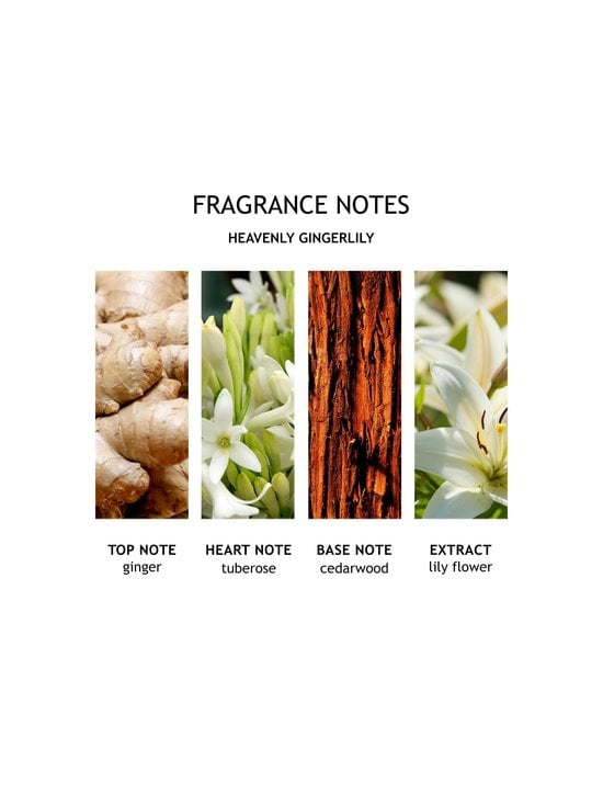 Molton Brown - Gingerlily Single Wick Candle -tuoksukynttilä 180 g - 3 | Stockmann - photo 6