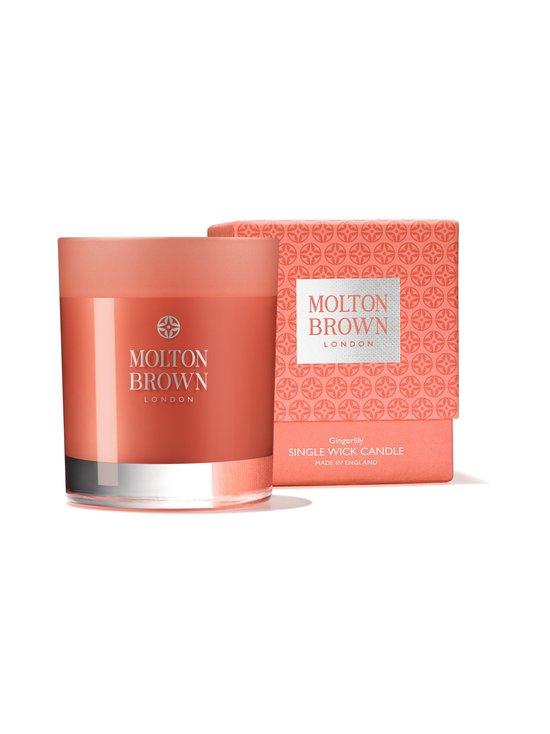 Molton Brown - Gingerlily Single Wick Candle -tuoksukynttilä 180 g - 3 | Stockmann - photo 1