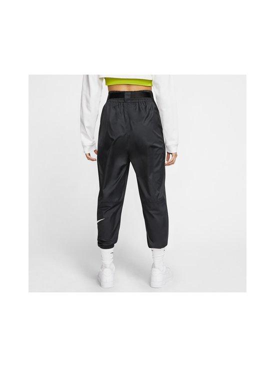 Nike - Sportswear Swoosh -housut - 010 BLACK/WHITE | Stockmann - photo 4