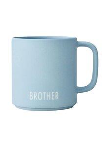 Design Letters - Siblings Cup -muki - LIGHT BLUE   Stockmann