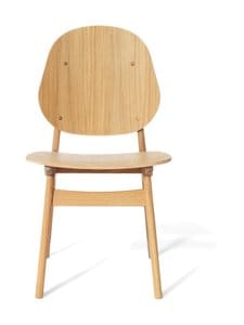 Warm Nordic - Noble Dining -tuoli - OILED OAK | Stockmann