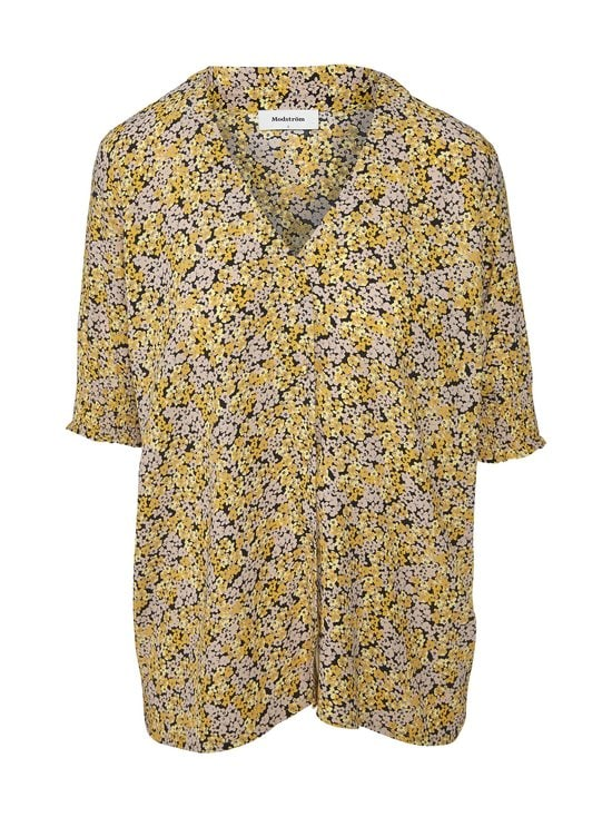 Modström - Ella Print Top -paita - 11075 MINI FLORAL | Stockmann - photo 1