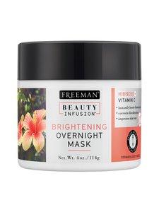 Freeman - Brightening Overnight Mask Hibiscus + Vitamin C -seeruminaamio 114 g - null | Stockmann
