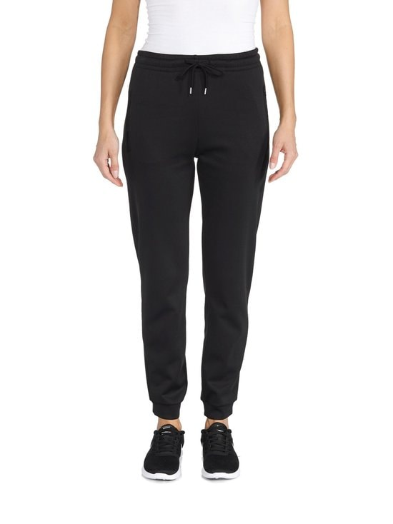 Filippa K - Shiny Track Pants -housut - MUSTA | Stockmann - photo 1