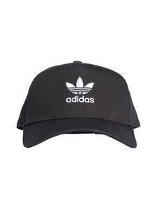 adidas Originals - Adicolor Trucker -lippalakki - BLACK | Stockmann