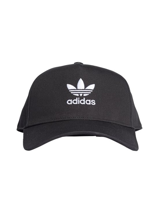 adidas Originals - Adicolor Trucker -lippalakki - BLACK | Stockmann - photo 1