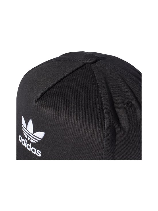 adidas Originals - Adicolor Trucker -lippalakki - BLACK | Stockmann - photo 6