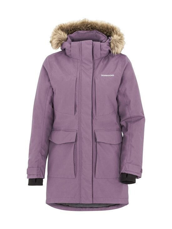 Didriksons - Jamila-parka - EGGPLANT | Stockmann - photo 1