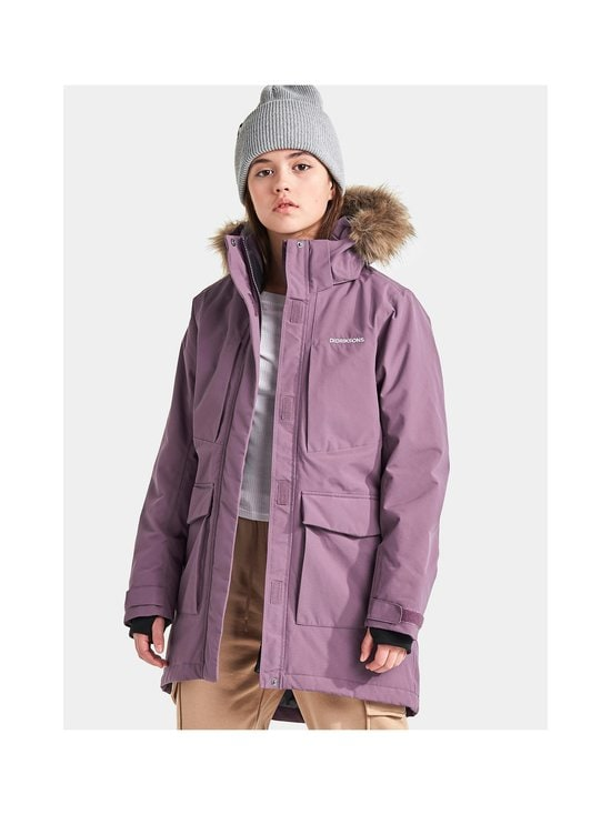 Didriksons - Jamila-parka - EGGPLANT | Stockmann - photo 6