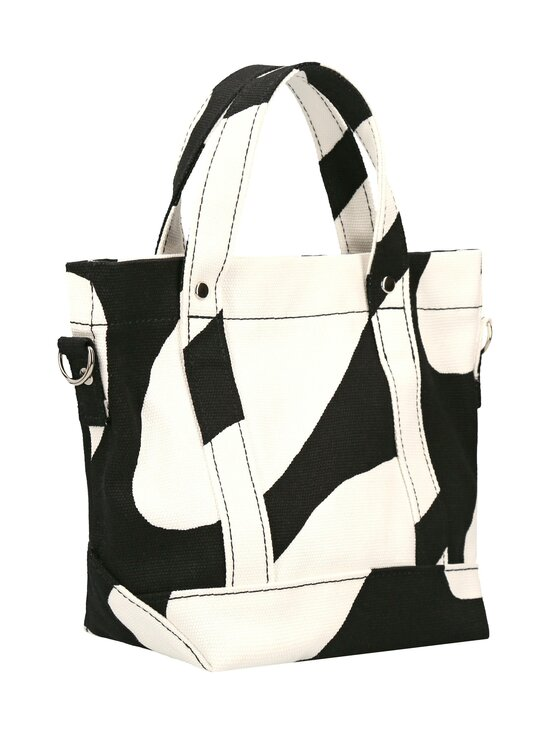 Marimekko - Pikku Peruskassi Linssi -laukku - 910 BLACK, WHITE | Stockmann - photo 3