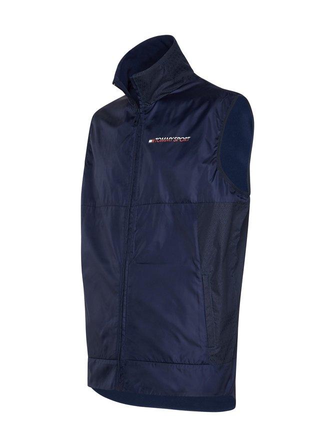 Reflective Insulated Sleeveless Jacket -liivi