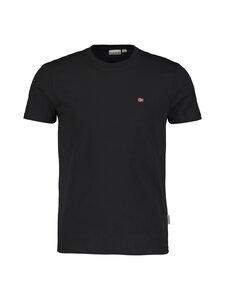 Napapijri - Salis Tee -t-paita - 041 BLACK   Stockmann