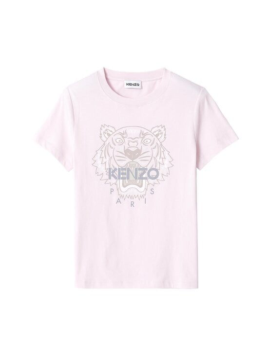 Kenzo - CLASSIC T SHIRT TIGER -paita - 34 FADED PINK | Stockmann - photo 1