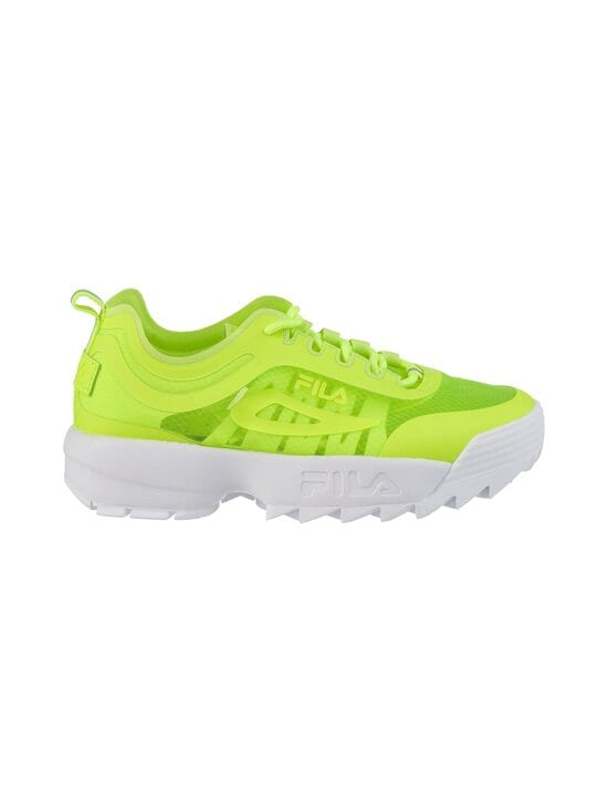 Fila - W Disruptor Run CB -sneakerit - 60M - NEON LIME | Stockmann - photo 1