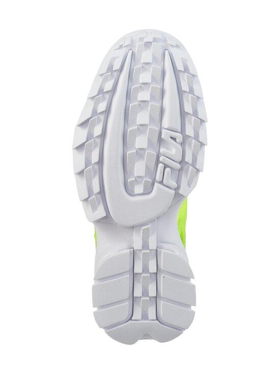 Fila - W Disruptor Run CB -sneakerit - 60M - NEON LIME | Stockmann - photo 3