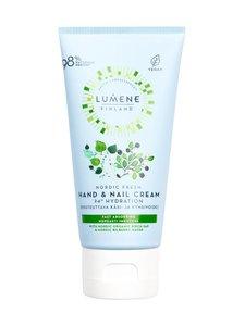 Lumene - Nordic Fresh Hand & Nail Cream -käsivoide 75 ml | Stockmann