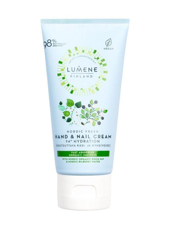 Lumene - Nordic Fresh Hand & Nail Cream -käsivoide 75 ml - NOCOL | Stockmann - photo 1