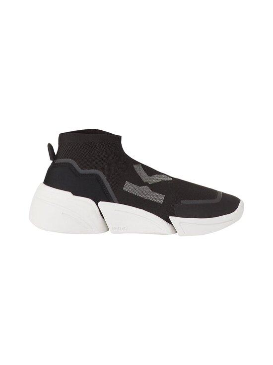 Kenzo - K-Sock 'K Logo' Lace-Free -sneakerit - 99 - KNITTED SOCK - BLACK | Stockmann - photo 1