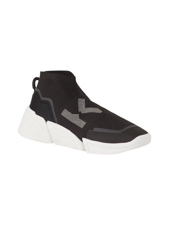 Kenzo - K-Sock 'K Logo' Lace-Free -sneakerit - 99 - KNITTED SOCK - BLACK | Stockmann - photo 2