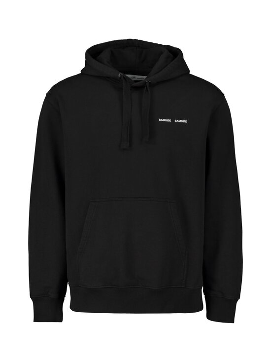 Samsoe & Samsoe - Norsbro Hoodie -huppari - 00001 BLACK | Stockmann - photo 1