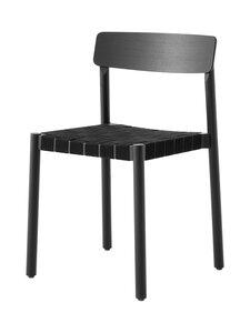 &tradition - Betty TK1 -tuoli - BLACK / BLACK WEBBING | Stockmann