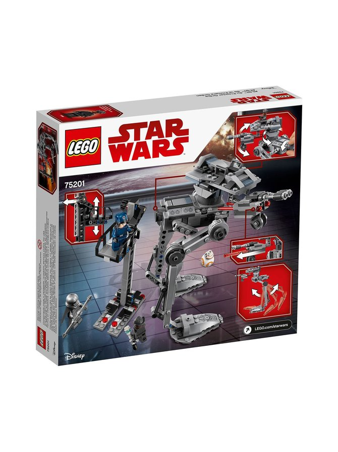 LEGO Ensimmäisen ritarikunnan AT-ST