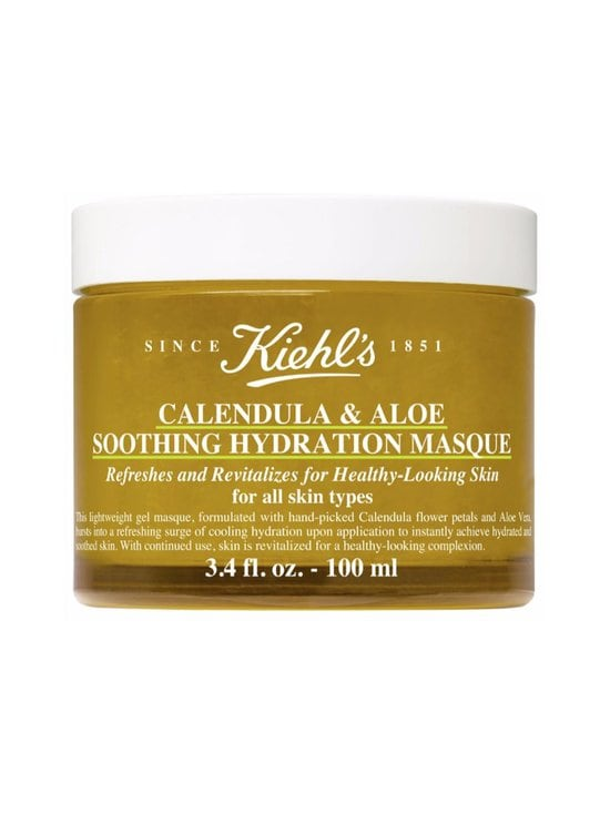 Kiehl's - Calendula & Aloe Soothing Hydration Masque -kasvonaamio 100 ml - null | Stockmann - photo 1