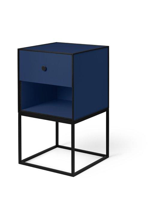 By Lassen - Frame Sideboard 35 -sivupöytä - DARK BLUE | Stockmann - photo 1