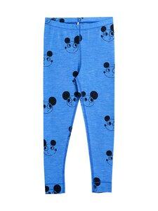 Mini Rodini - Ritzratz Wool -legginsit - 560 BLUE | Stockmann