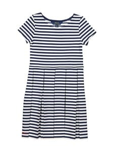 Polo Ralph Lauren - STRIPED-mekko - BLUE | Stockmann