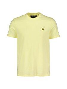 Lyle & Scott - Plain T-Shirt -paita - W325 LEMON | Stockmann