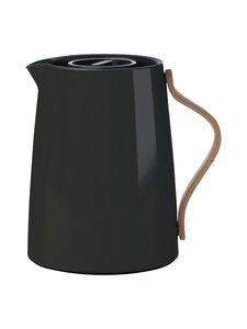 Stelton - Emma-termoskannu 1 l - MUSTA | Stockmann