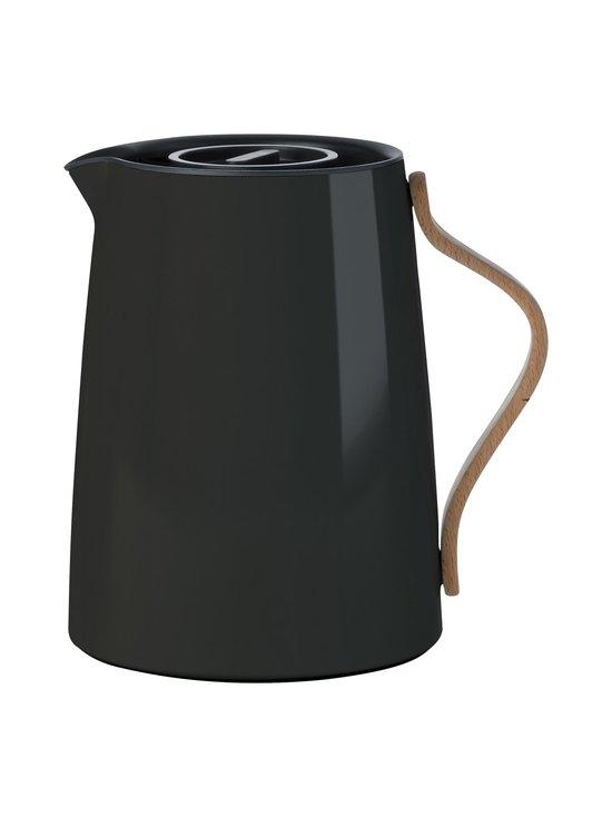 Stelton - Emma-termoskannu 1 l - MUSTA | Stockmann - photo 1