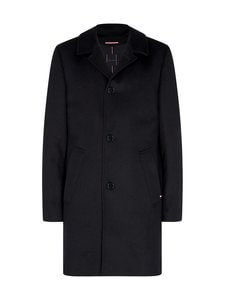 Tommy Hilfiger Tailored - Solid Overcoat -villakangastakki - DW5 DESERT SKY | Stockmann