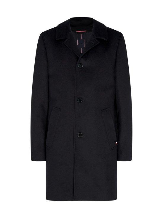Tommy Hilfiger Tailored - Solid Overcoat -villakangastakki - DW5 DESERT SKY   Stockmann - photo 1