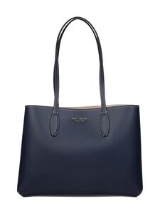 kate spade new york - All Day Large Tote -nahkalaukku - 429 BLAZER BLUE | Stockmann