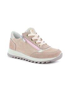 Primigi - Nahkasneakerit - 00 SKIN/CARNE/PLAT | Stockmann