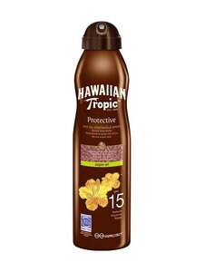 Hawaiian Tropic - Hawaiian Dry Oil Argan C-spray SPF 15 -aurinkosuojaöljy 177 ml - null | Stockmann