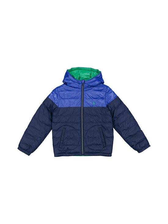 Polo Ralph Lauren - Puffer Jacket Reversible -kevyttoppatakki - NAVY   Stockmann - photo 1